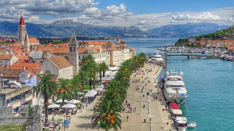 Udane wakacje w słonecznej Chorwacji